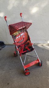 cars umbrella stroller in Fairfield, California