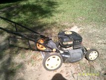 "21"" Poulan push mower in DeRidder, Louisiana"