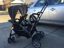 GRACO SIT FOR 2 CLASSIC CONNECT in Fairfield, California