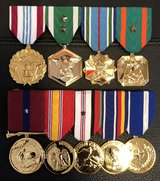 Get Your Medals Professionally Mounted in Camp Pendleton, California