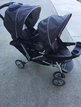 Graco Duo Glider double stroller in Fairfield, California