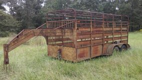 Livestock Trailer in Houston, Texas