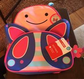 Blossom Butterfly Backpack in Yorkville, Illinois
