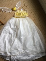 Girls Angel Costume (Sz 10/12) in St. Charles, Illinois