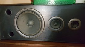 3 way tall technics, absolutely surprising sound quality in Clarksville, Tennessee