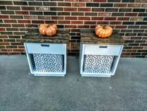 farmhouse style end tables in Clarksville, Tennessee