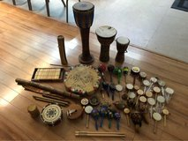 cultural instruments in Travis AFB, California