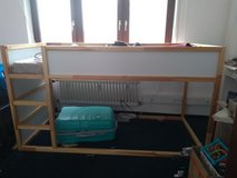 Ikea bunker cot with bed, can be used by adults as well reversing it in Stuttgart, GE