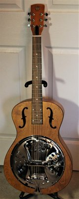 Dobro Hound Dog Round neck Resonator in DeRidder, Louisiana