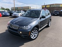 2013 BMW X5 x-DRIVE35i PREMIUM SPORT UTILITY 4D 6-Cyl, TWIN TURBO, 3.0 LITER in Clarksville, Tennessee