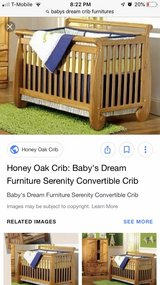 Baby Crib in Vacaville, California