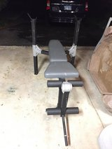 Weight Bench - No weights included in Joliet, Illinois