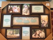 NEW in the Box Kirklands Collage Frame in Kingwood, Texas