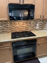 Oven, gas cooktop, microwave, dishwasher - no flood! in Kingwood, Texas