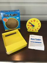 "Big Time Learning Clock - Gently Used in Packaging 5"" in Chicago, Illinois"