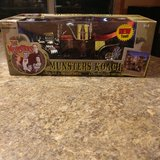 MUNSTER COACH DIE CAST 1/18 SCALE ! NEVER OPENED in Orland Park, Illinois
