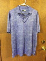 Callaway Golf Shirt-opti-dri Blue Polo Shirt (like new) in Westmont, Illinois