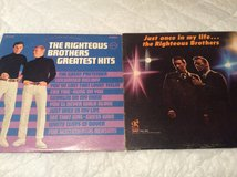 Record/LPs: Righteous Brothers in Macon, Georgia
