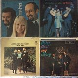 Record/LPs: Peter, Paul & Mary in Macon, Georgia