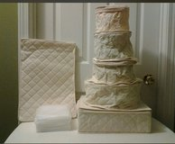 6-pc Quilted China Storage Keepers in Eglin AFB, Florida