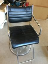 barber/make up chair in Westmont, Illinois