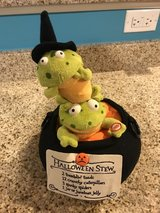 Hallmark Halloween Stew Musical Plush Decor in Oswego, Illinois