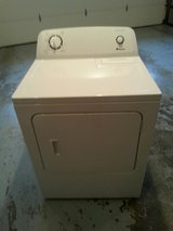 Amana electric dryer, white. in Chicago, Illinois