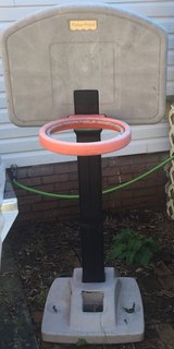 Basketball Hoop in Hampton, Virginia