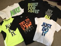 Nike T-shirts size small in Fort Irwin, California