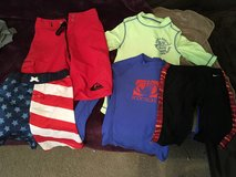 Quicksilver shorts/ swim clothes in Fort Irwin, California