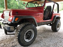 1995 jeep wrangler 4x4 in Fort Leonard Wood, Missouri