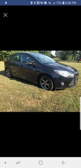 2013 Ford focus in Fort Leonard Wood, Missouri
