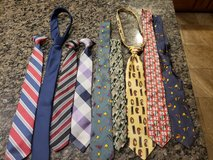 9 pieces kids ties in Chicago, Illinois