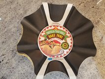 NEW set of 2 Tortilla/Taco shell bake pans in Chicago, Illinois