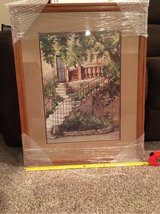 picture- double matted- framed in Chicago, Illinois