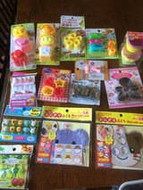 Japanese bento and accessories in Travis AFB, California