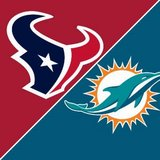 (4) Texans vs Miami Dolphins 3rd Row/Aisle Seats - Thurs, Oct 25 - Call Now! in Spring, Texas