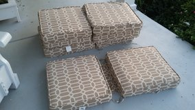 Outdoor cushions in Perry, Georgia