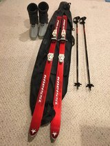 Downhill Skis, Poles and Boots in Westmont, Illinois