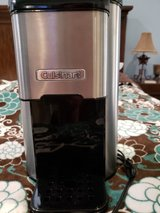 Cuisinart Grind and Brew single cup coffee brewer in Houston, Texas
