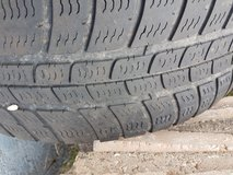 BMW Tires AND Rims AND Closeable Tire Covers in Ramstein, Germany