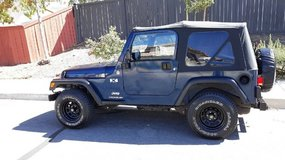 2005 Jeep Wrangler EXTREMELY LOW MILES!! in Camp Pendleton, California