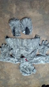 Chasing Fireflies Halloweeen Toddler Wolf Costume size 4 in Elgin, Illinois