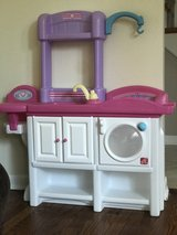 Baby doll care station in Westmont, Illinois