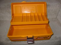 Fenwick 1040 Woodstream 1-Tray Tackle tool art craft sewing supplies in Fort Carson, Colorado