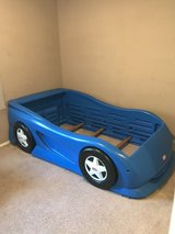 Car bed in Houston, Texas