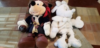 """22"""" Minnie and Micky plushes in Travis AFB, California"""