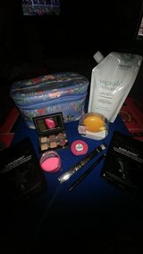 YUMI KIM TRAVEL BAG, FOREO LUNA FACE MASSAGER, CLEANSING MASKS in Oswego, Illinois