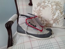 Cross country skis, poles and boots size 61/2 womens in Lockport, Illinois