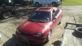 1999 Plymouth Neon in Fort Leonard Wood, Missouri